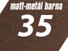 matt-metal-barna